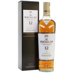 Macallan 12 years, Sherry Oak Cask