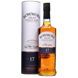 Bowmore 17 Years, 43%, 70 cl. Cadenheads Islay Single Malt