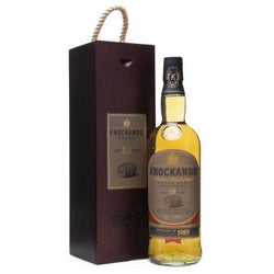 1992 Knockando, 18 Years, 43%, 70 cl. Slow Matured, Highland