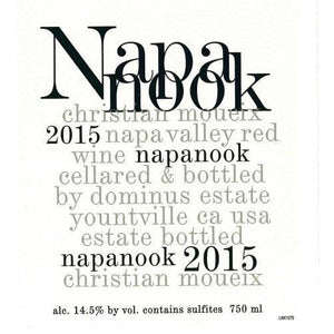 2016 Napanook, Napa Valley Dominus Estate - Ludv. Bjørns Vinhandel