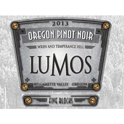 2013 Lumos Five Blocks, Pinot Noir Oregon - Ludv. Bjørns Vinhandel