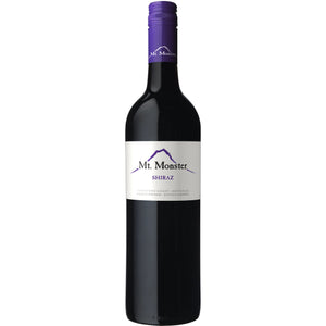 2008  Mt. Monster Shiraz,  Padthaway, South Australia - Ludv. Bjørns Vinhandel