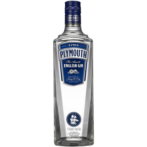 Plymouth Gin, 41,2%, 70 cl.
