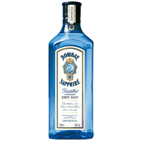 Bombay Gin, 40%, 70 cl.