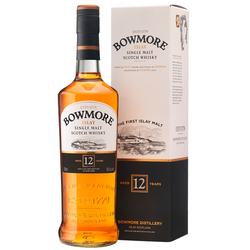 Bowmore 12 Years, 40%, 70 cl.