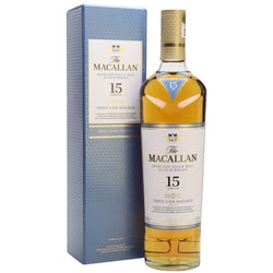 The Macallan 15 years Old Triple Cask Matured, Fine Oak