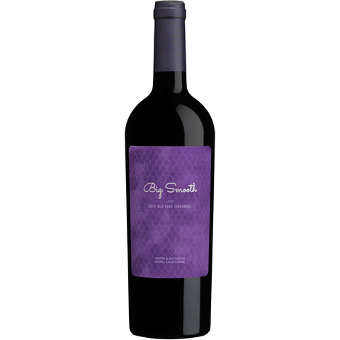 2015/16 Big Smooth, Zinfandel Lodi, Californien  Don Sebastiani & Sons - Ludv. Bjørns Vinhandel