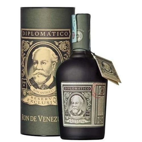 Diplomatico Res. Exclusiva, 40% 70 cl. 12 Years, Ron de Venezuela