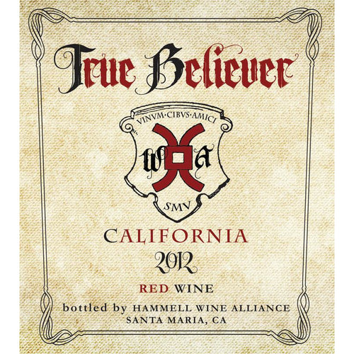 2012 True Believer Hammell, Californien