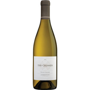 2017 The Crusher, Chardonnay Wilson Vineyard, Clarksburg,  Californien