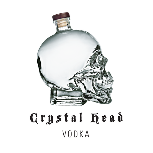 Crystall Head Vodka, 40%, 70cl.