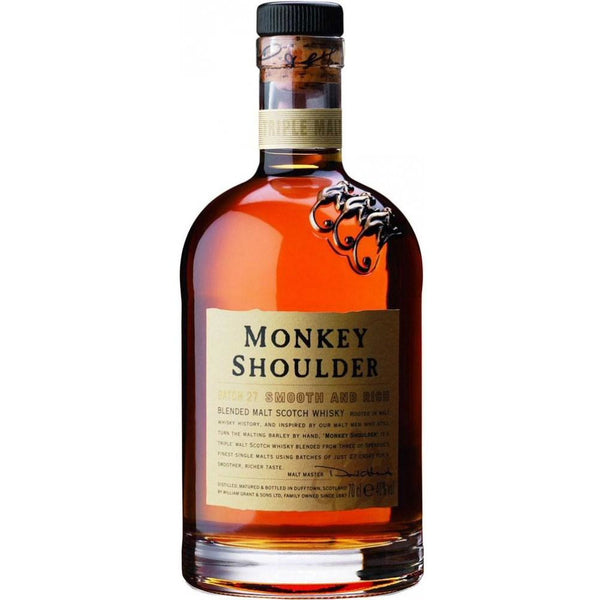 Monkey Shoulders, 40%, 70 cl. - Ludv. Bjørns Vinhandel