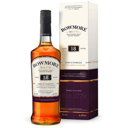Bowmore 18 Years, 43%, 70 cl. Cadenheads Islay Single Malt