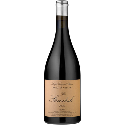2014 The Standish, Barossa Valley
