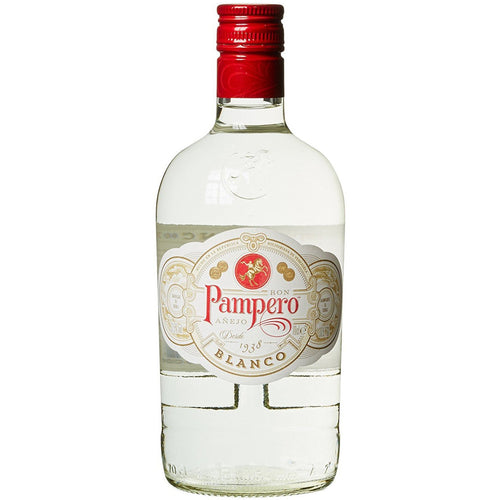 Pampero Blanco, 37,5%, 70 cl.