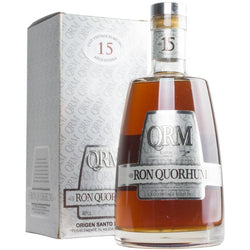 Ron Quorhom 15 Years, 40%, 70 cl.