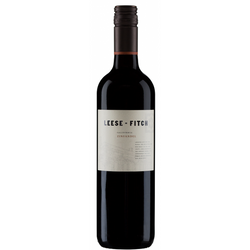 2015 Zinfandel, Leese-Fitch Californien