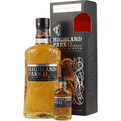 Highland 12 years 70 cl + 5 cl  18 years