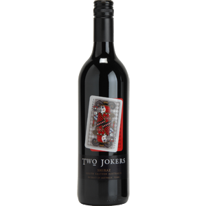 2012 Two Jokers, Shiraz Thorn Clarke - Ludv. Bjørns Vinhandel