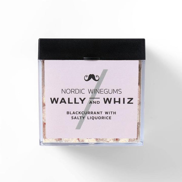Wally and Whiz Blackcurrant/ Strawberry Blackcurrant/ Strawberry