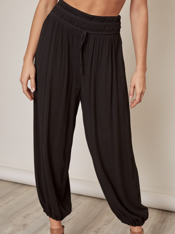 'Pia' Wide Leg Pants