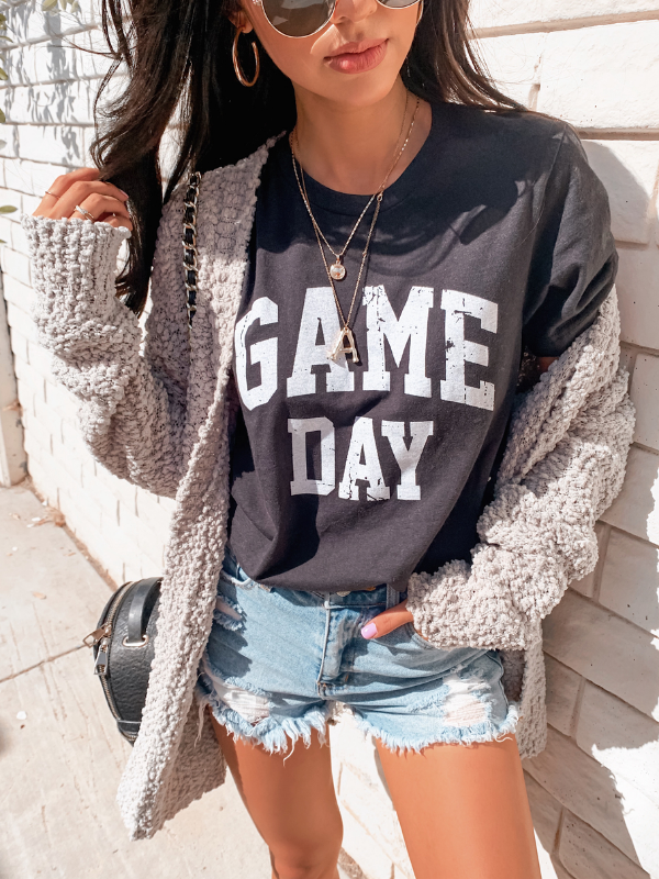 'Roxanne' Game Day Tee