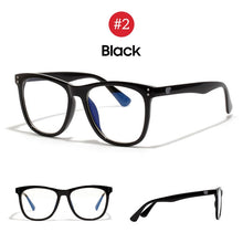 Load image into Gallery viewer, VIVIBEE Women Leopard Anti Blue Light Glasses for Computer Protection Anti Radiation blocking