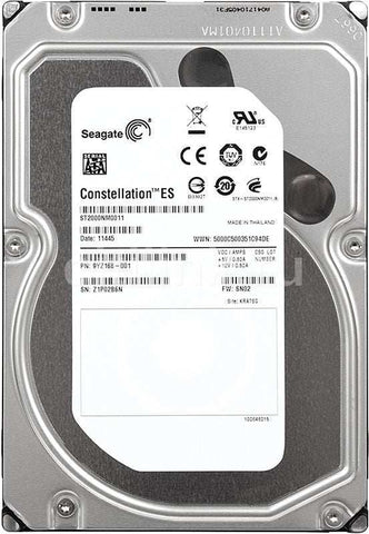 "Seagate Constellation 2TB 3,5"" Festplatte 7200RPM SATA III 64Mb Cache ST2000NM0011"