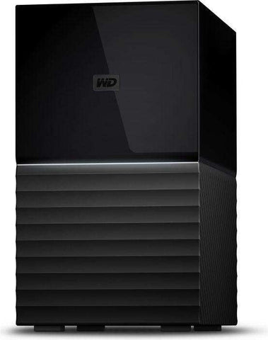 Western Digital WDBFBE0240JBK-EESN My Book Duo 24 TB