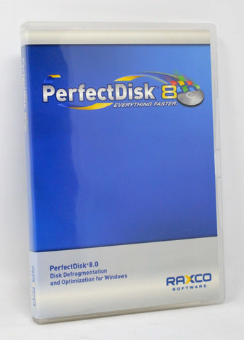 Perfect Disk 8.0