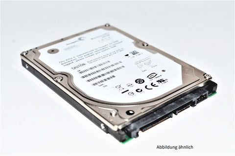 A ZUSTAND Seagate ST9500325AS Momentus 500GB Festplatte (5400rpm, SATA 3Gb/s, 8MB)