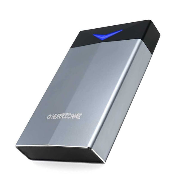 "Hurricane 1TB GD35625 Aluminium Externe Festplatte, 3.5"" HDD USB 3.0/Type C Port, Gaming - Hardware Best"