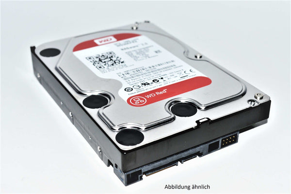 WD RED 2TB SATA 6GB/s 256MB Cache 3,5Zoll 24x7 Optimized for SOHO NAS Systems 1-8 HDD Bulk