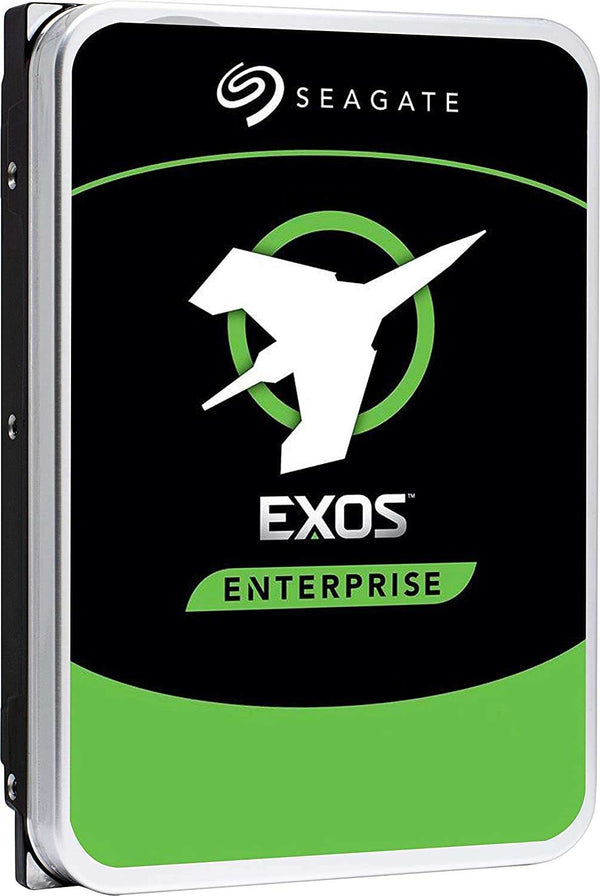 "Seagate Exos X16 14TB 3.5"" Enterprise HDD SAS(12GB/S) 7200RPM 256MB ST14000NM002G - Hardware Best"