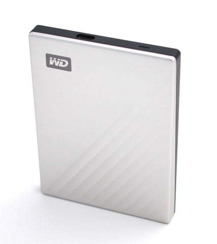 "WD  My Passport Ultra for Mac externe Festplatte  2TB  USB-C,  2,5""  Silver - Hardware Best"