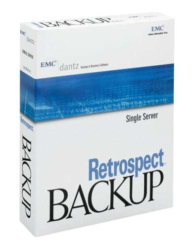 Retrospect 7.0 Single Server Upgrade (from Workgroup, 5.5 or above)