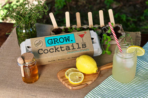 Wait, I Can Grow My Own Cocktails?