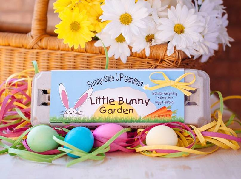 Treat Somebunny Special With an Easter Themed Garden Kit
