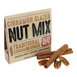 Nut Mix ~ Traditional Cinnamon Spiced