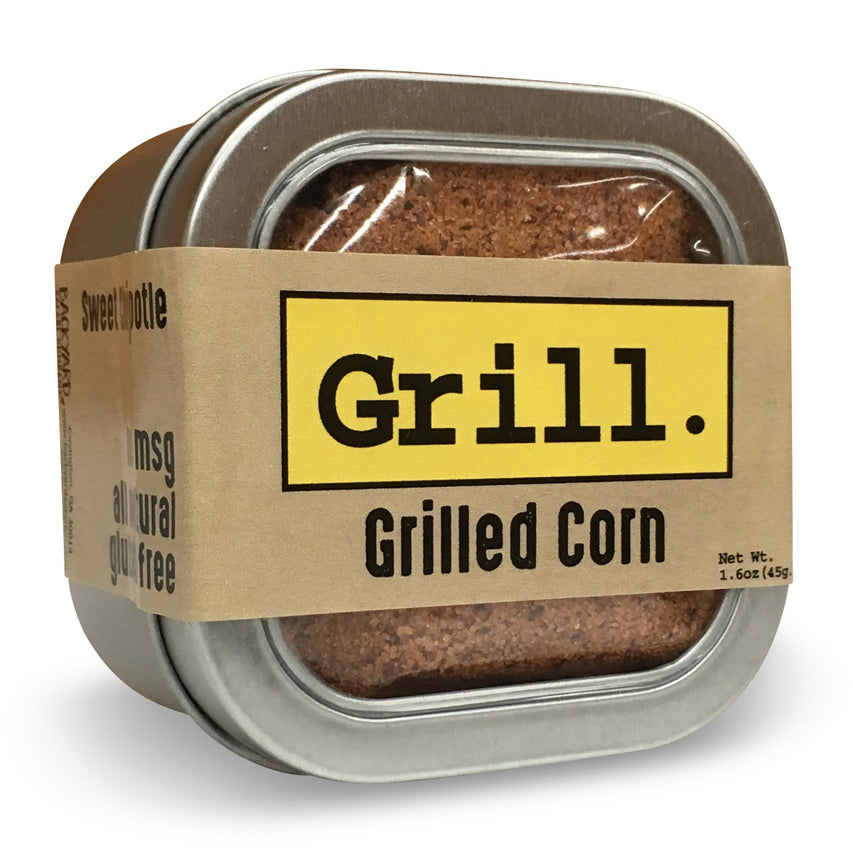 Backyard Grilled Corn Rub - Sweet Chipotle