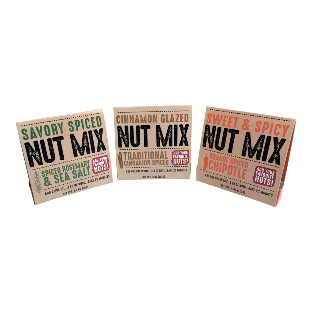 Nut Mix ~ Trio