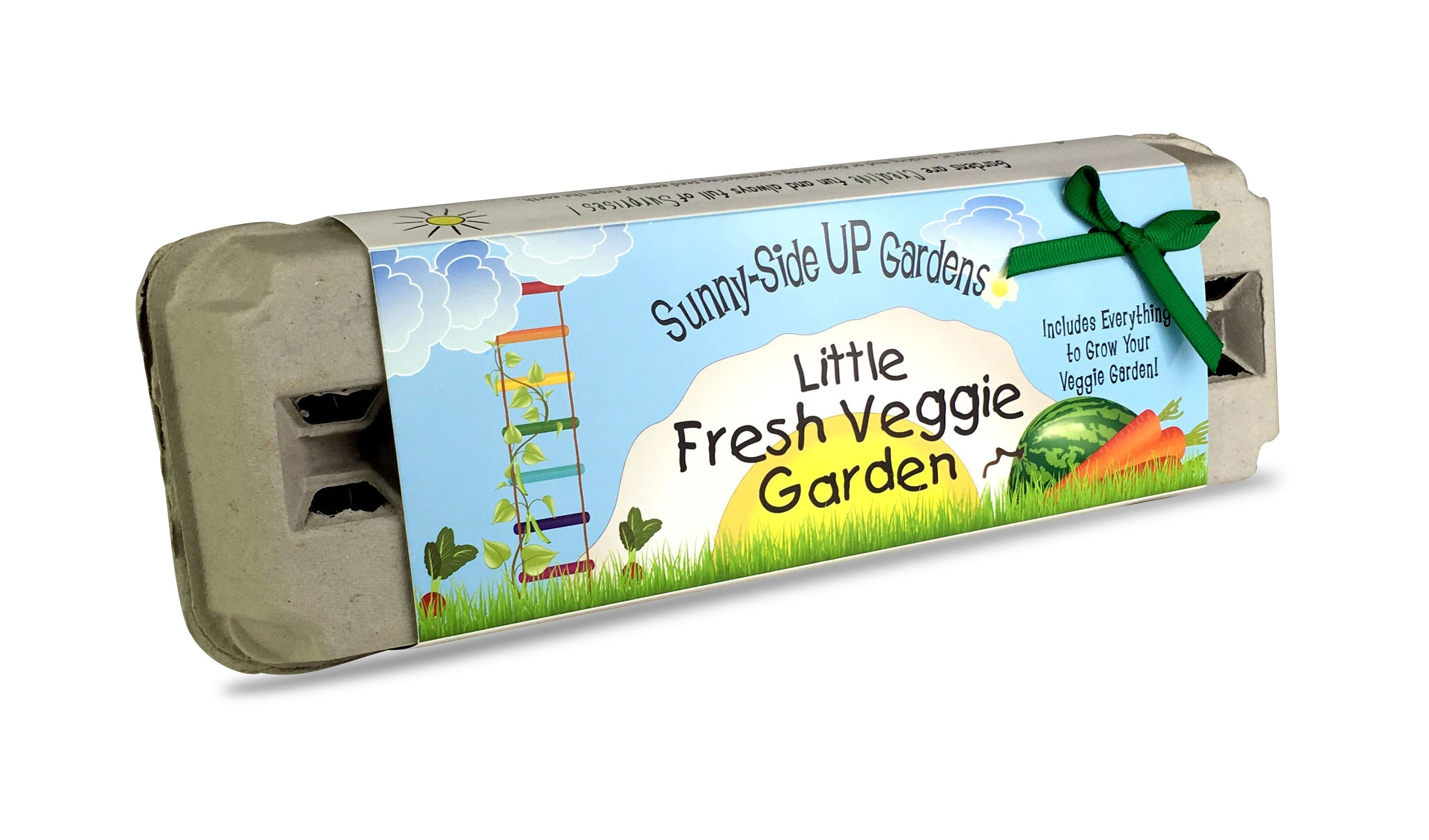 Little Fresh Veggie Garden