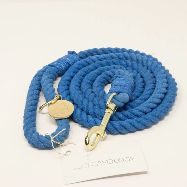 MORNING GLORY Rope Leash