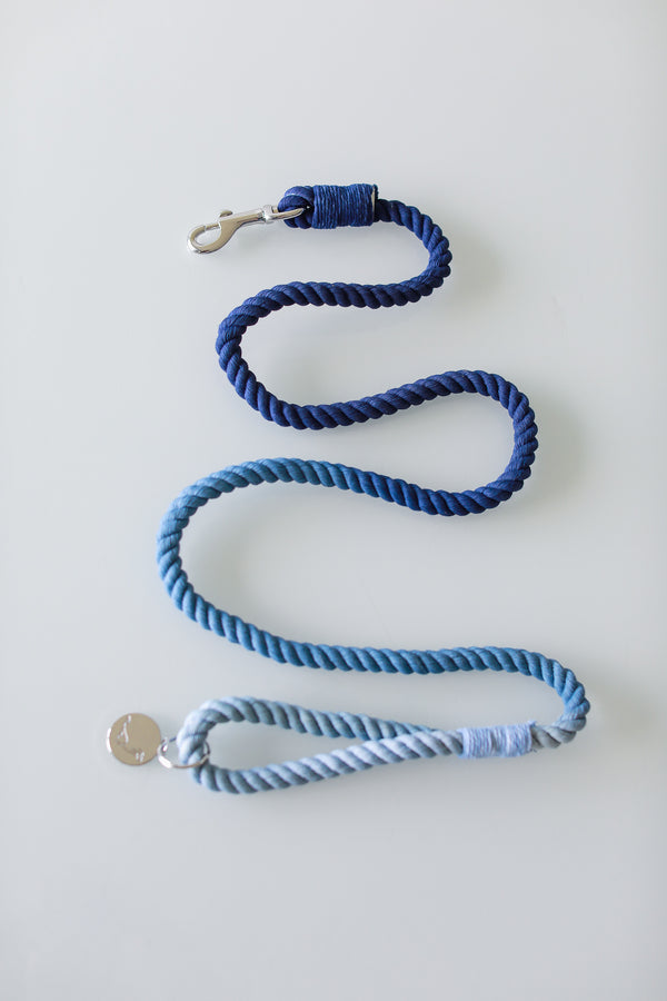 OMBRÉ ROPE LEASH - Costa Azzurra
