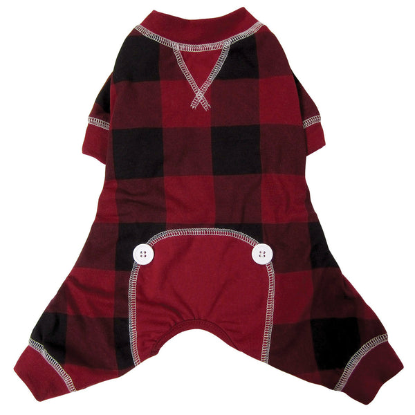 BUFFALO PLAID PYJAMAS