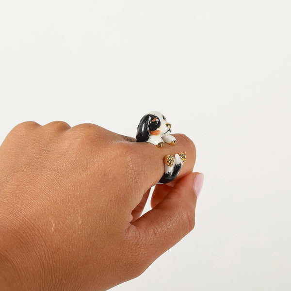 Tricolor Ring | Little Things Jewelry
