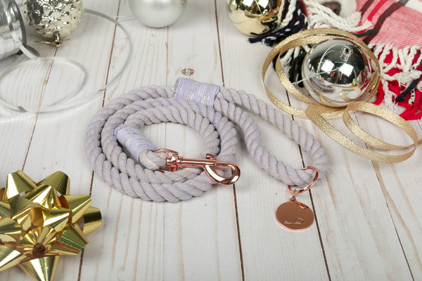 WINTER DAWN Rope Leash