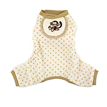 MONKEY PYJAMAS FOR DOGS