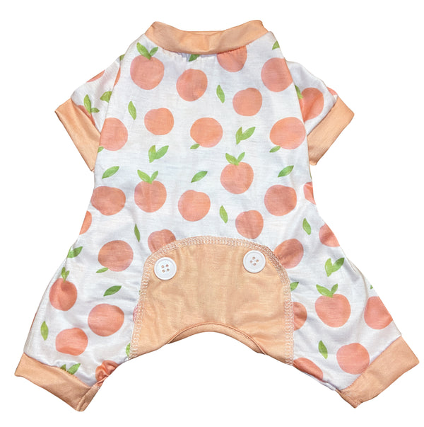 FEELIN' PEACHY PYJAMAS