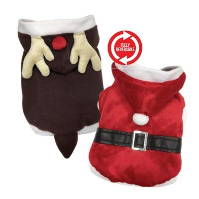 HOLIDAY COSTUME - Reversible Reindeer Santa